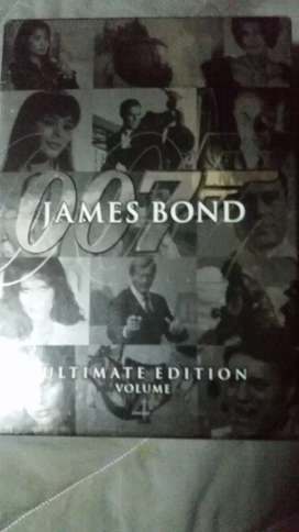 Ultimate collection volume4 james bond y missiin impossible extreme blu ray trilogy
