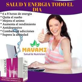 magnus energizante natural
