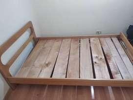 Venta cama semidoble