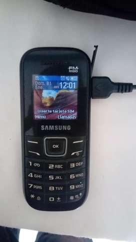 Vendo celular minutero en perfecto estado