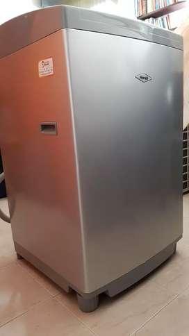 Lavadora Haceb Automatica 9.6kg Plata