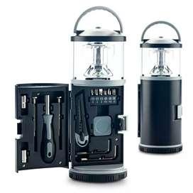 Set de herramientas linterna