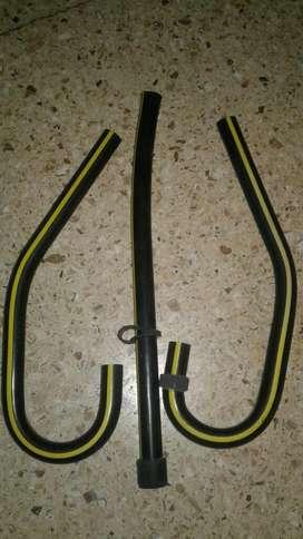 Tubos Repuestos de Snorkel