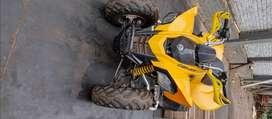 Vendo cuatri Can Am DS250