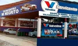 Se necesita vendedor con experiencia para atencion al cliente en venta de repuestos  autos y carro pesado