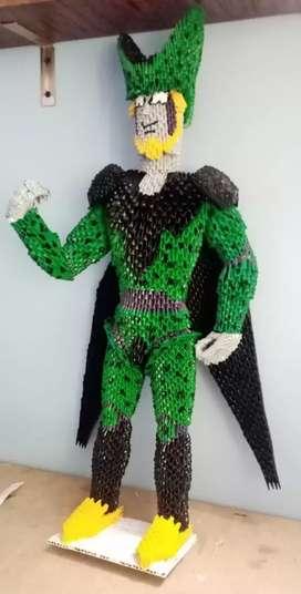 Muñecos,figuras y muchas mas en Origami 3d