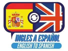 Trabajos Y Traducciones Ingles Español Y Viceversa