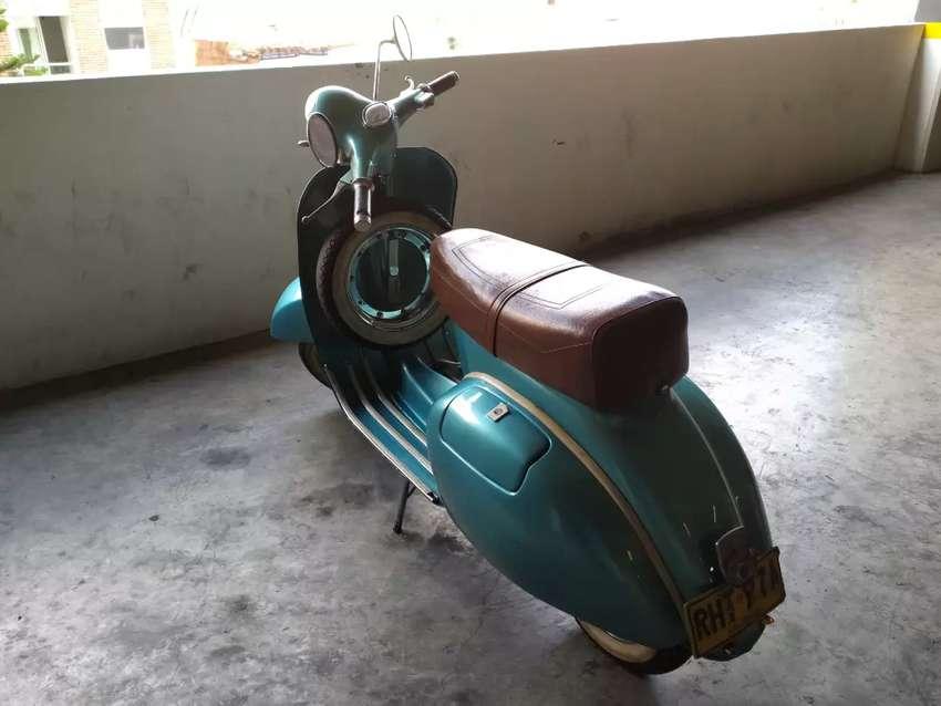 Moto clásica 0