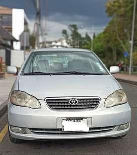 Vendo Toyota Corolla GLI 2007