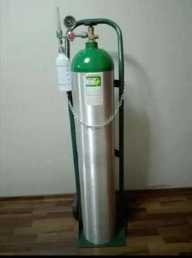 Balón de oxígeno 5.5ml3