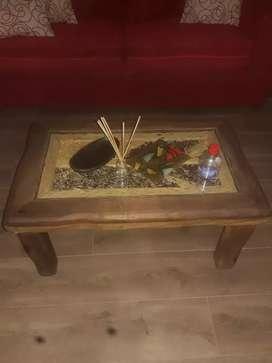 Mesa ratona rustica