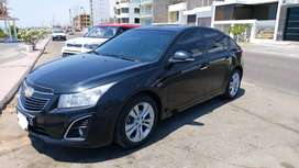 VENDO CHEVROLET CRUZE HATCHBACK FULL EQUIPO