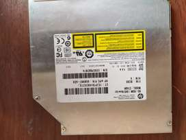 Vendo o cambio unidad Blu Ray HP, serie empresarial para trabajo pesado