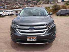 VENDO CAMIONETA FORD EDGE 2018