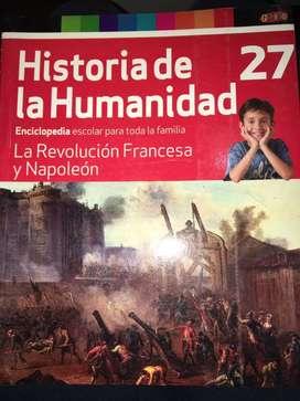 Revista Historia de la humanidad