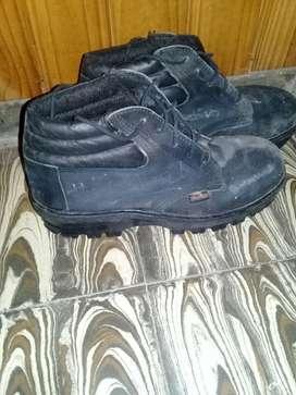 Zapatos de Seguridad Build Talle 42