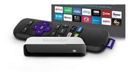 CONVERTIDOR A SMART TV ROKU EXPRESS