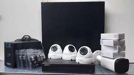 sistema de cámaras para seguridad y proteccion