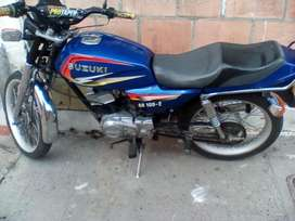 Se Vende Moto Ax 100