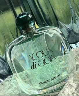Perfume Aqua Di Giola