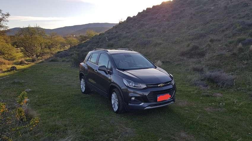 Chevrolet Tracker Ltz Premium+ 2018 0