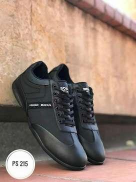 Zapato Tennis Deportivo Hugo Boss Para Hombre