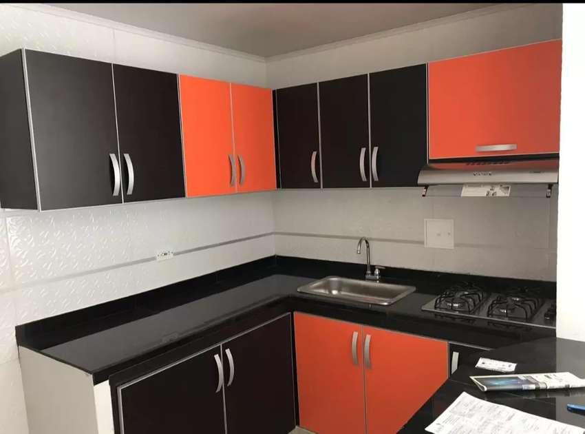Vendo apartamento total terminado 0