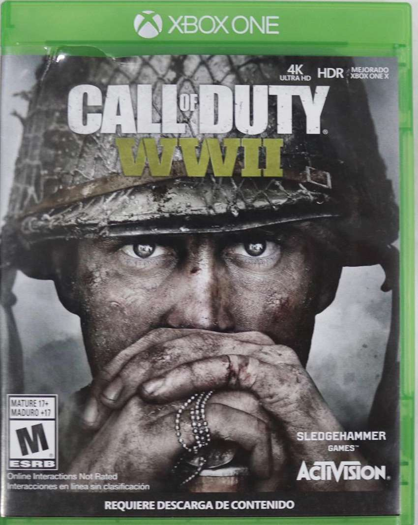 Call Of Duty WWII 0
