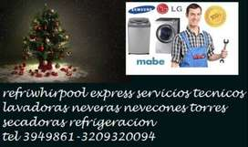 chia Bogotá express linea blanca sansumg lavadoras neveras calentadores reparación mantenimiento