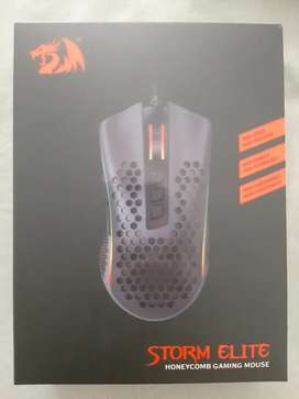 Mouse Gamer Redragon Stormelite