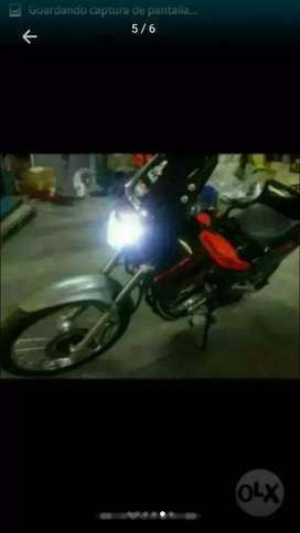 Honda falcon400