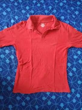 Camisa Roja marca Cherokee Original
