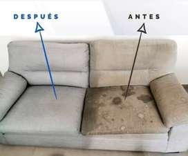 Lavados en seco, aires, colchones, muebles, nos caracterizamos por buen servicio y más económico del mercado