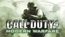 Call of Duty 4 Modern Warfare Xbox 360 (Como nuevo)