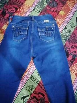 Vendo jeans de segunda mano en buen estado