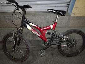 Vendo Bicicleta Oferta