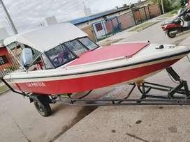 Bermuda clout S con Evinrude 70 hp mod 88