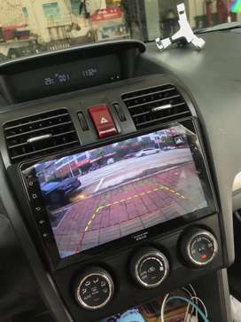 Radio Android Carplay Subaru WRX