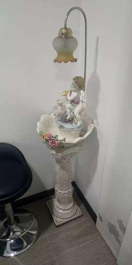 Fuente en mármol