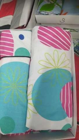 Hermosas sábanas para todo tamańos de cama ,sencilla ,semidoble ,doble ,Queen y king .