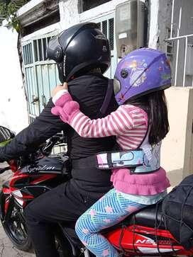 Chaleco cinturón