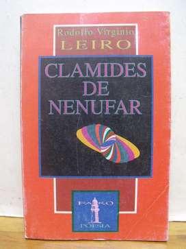 LIBRO CLAMIDES DE NENUFAR