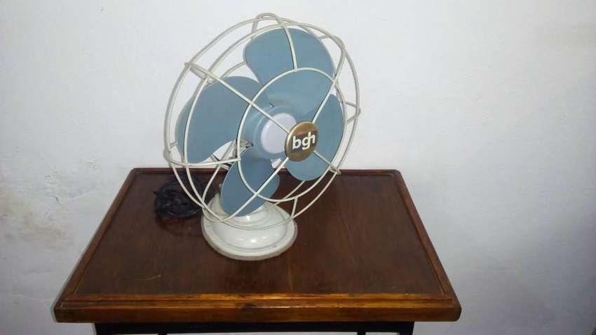 ventilador vintage  BGH 0