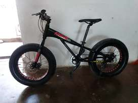 Bicicleta GW MTB