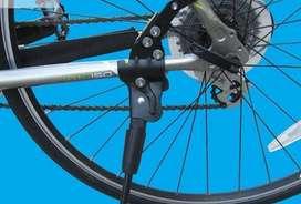 Parador Parante Pie Para Bicicleta Montañera Bmx.