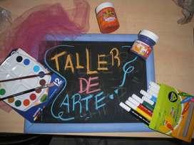 """taller de arte """"Espacio arte"""""""