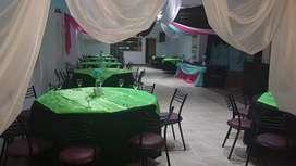 Salón para Todo Tipo de Eventos