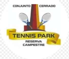 Casa espectacular en tennis park
