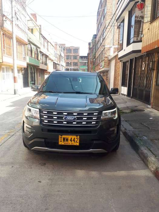 ford explorer limited 2016 4x4