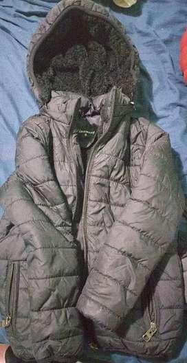 Campera de invierno